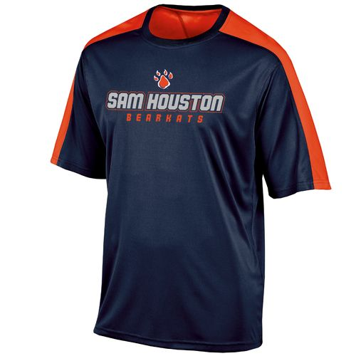 Champion™ Men's Sam Houston State University Colorblock T-shirt