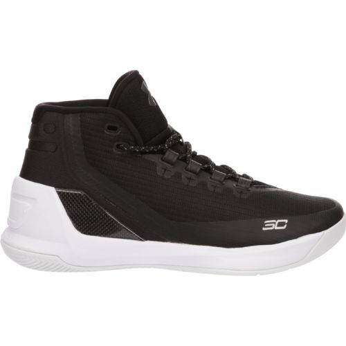 Under Armour Boys' Curry 3 Basketball Shoes