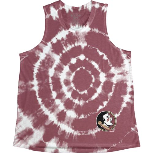 Blue 84 Women's Florida State University Retro Liquid Muscle Tank Top