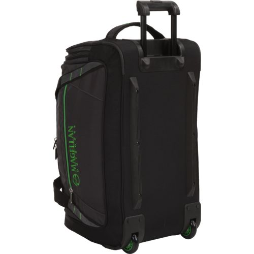 Magellan Outdoors 22 in Wheeled Duffel Bag - view number 3