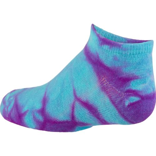 BCG Women's True Bright Tie-Dye Fashion Socks 6 Pairs - view number 2