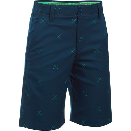 Under Armour Boys' Match Play Printed Short - view number 1