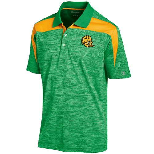Champion™ Men's Southeastern Louisiana University Synthetic Colorblock Polo Shirt