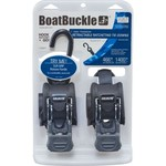 BoatBuckle™ Mini G3 Retractable Ratcheting Tie-Downs 2-Pack - view number 3