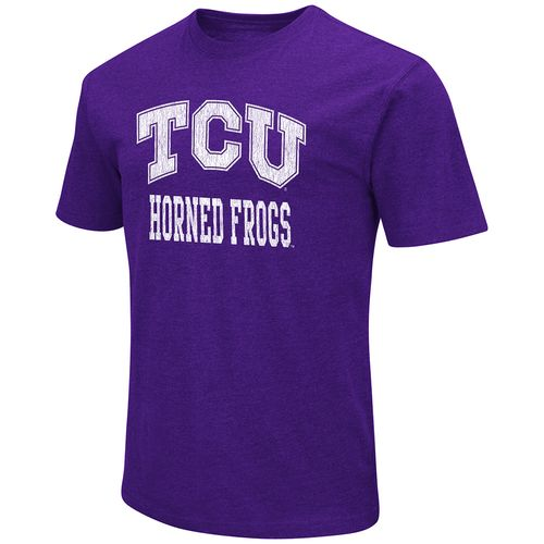 Colosseum Athletics Men's Texas Christian University Vintage T-shirt - view number 1