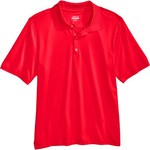 BCG Men's Golf Tru-Wick Short Sleeve Polo Shirt - view number 4