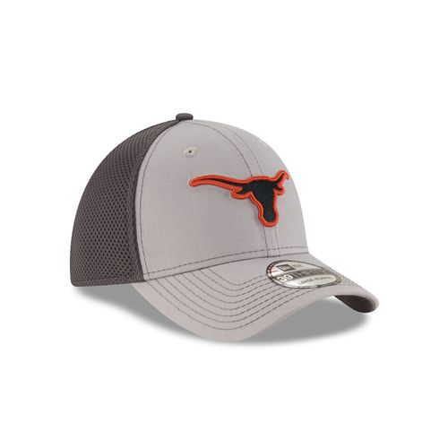 New Era Men's University of Texas Grayed Out Neo 2 Cap - view number 3
