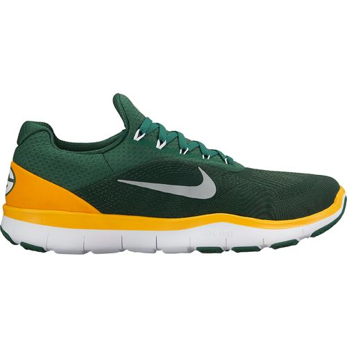 Nike Men's Green Bay Packers Free Trainer V7 NFL Training Shoes