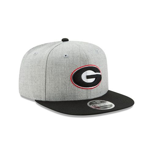 New Era Men's University of Georgia Original Fit 9FIFTY® Cap - view number 3