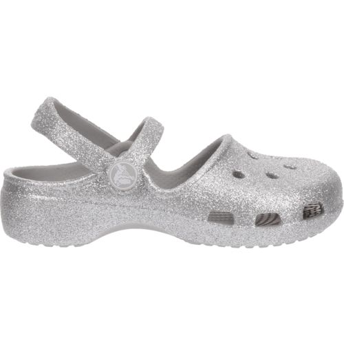 Crocs™ Girls' Karin Sparkle Clogs