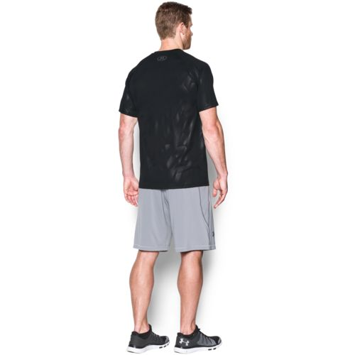 Under Armour Men's UA Tech Emboss T-shirt - view number 4