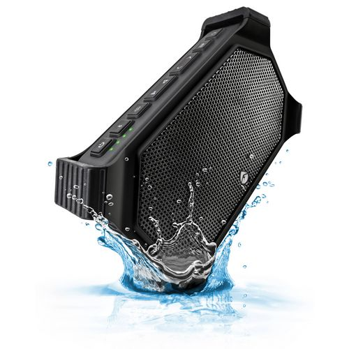 ECOXGEAR EcoSlate 20-Watt Waterproof Bluetooth Speaker - view number 3