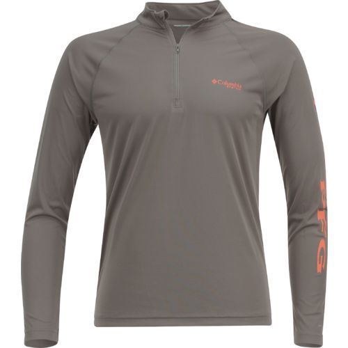 Display product reviews for Columbia Sportswear Men's Terminal Tackle 1/4 Zip Sport Top