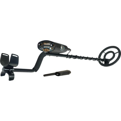 Bounty Hunter Lone Star Metal Detector with Pinpointer