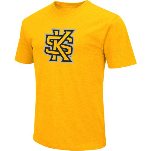 Colosseum Athletics Men's Kennesaw State University Logo Short Sleeve T-shirt