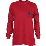 Three Squared Juniors' University of Houston Mystic Long Sleeve T-shirt - view number 1