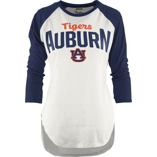 Three Squared Juniors' Auburn University Quin T-shirt