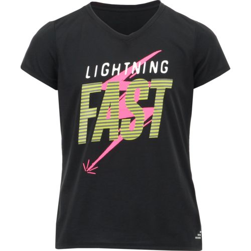 BCG Girls' Fast Training T-shirt
