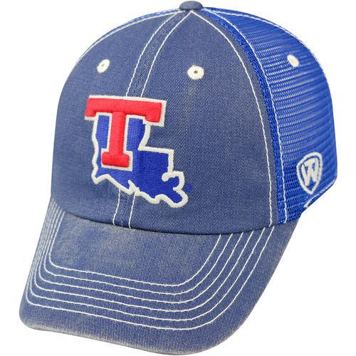 Top of the World Men's Louisiana Tech University Crossroad TMC Cap