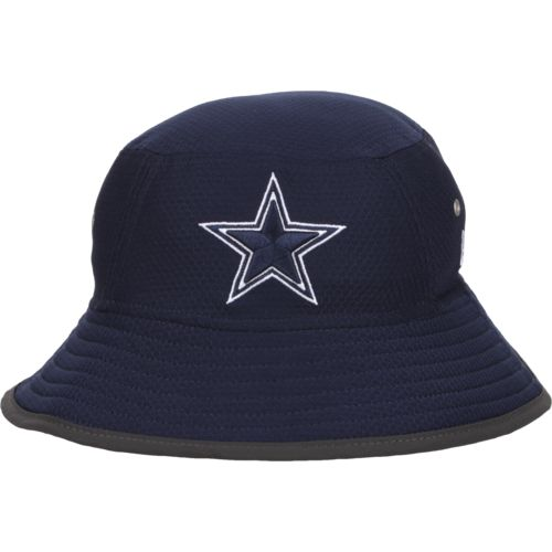New Era Men's Dallas Cowboys Onfield Training Bucket Hat