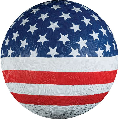 Franklin USA 8.5 in Playground Ball