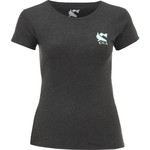 CCA Women's Keepin' It Redfish Short Sleeve T-shirt - view number 1