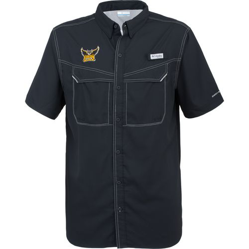 Columbia Sportswear Men's Kennesaw State University Low Drag Offshore Short Sleeve Shirt