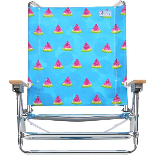 Rio Classic 5-Position Aluminum Beach Chair