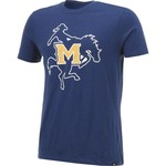 '47 McNeese State University Logo Club T-shirt - view number 3
