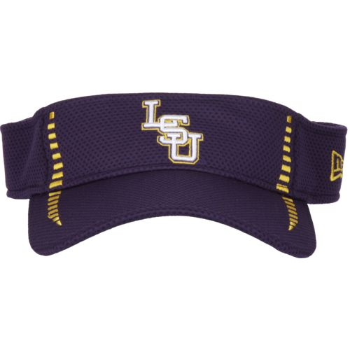 New Era Men's Louisiana State University Speed Visor