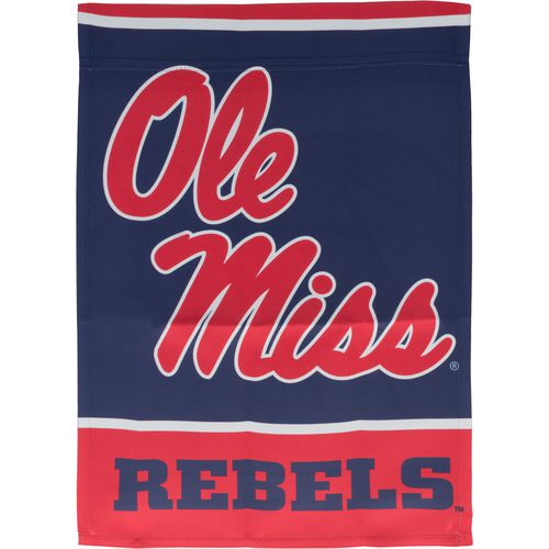 WinCraft University of Mississippi 2-Sided Garden Flag