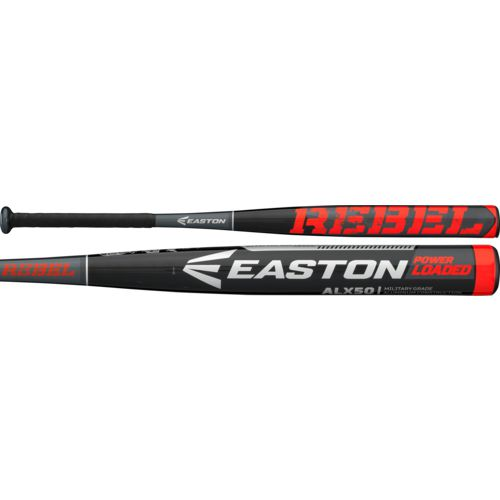 EASTON Adults' Rebel 2018 Slow-Pitch Aluminum Alloy Softball Bat