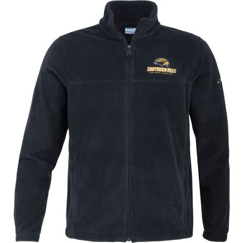 Columbia Sportswear Men's University of Southern Mississippi Flanker Full Zip Fleece