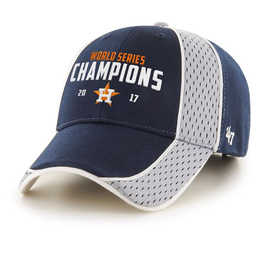 '47 Men's Astros World Series Champions Aftermath MVP Cap