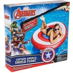 SwimWays Marvel Oversize Inflatable Shield Pool Float - view number 5