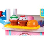 World Tech Toys 14-Piece Ice Cream Cart Playset - view number 3