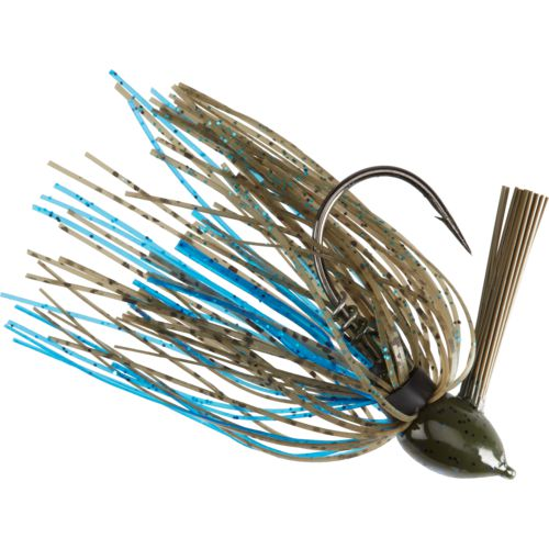 Strike King Hack Attack Fluoro Flipping Jig