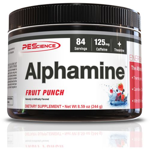 PEScience Alphamine Energy Supplement - view number 1