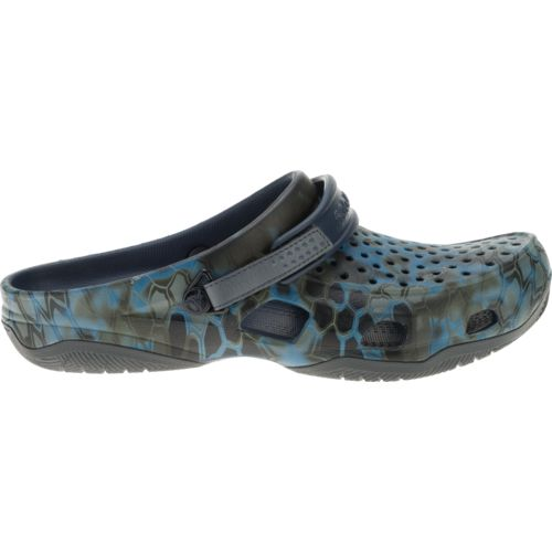 Crocs Men's Swiftwater Kryptek Neptune Deck Clogs