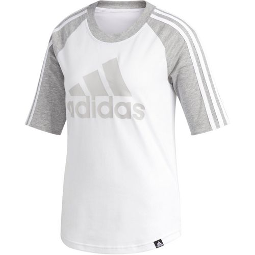 Display product reviews for adidas Women's BOS Baseball T-shirt