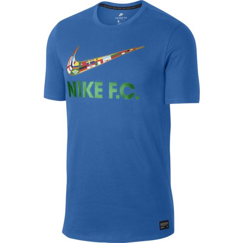 Nike Men's FC Swoosh Flag T-shirt