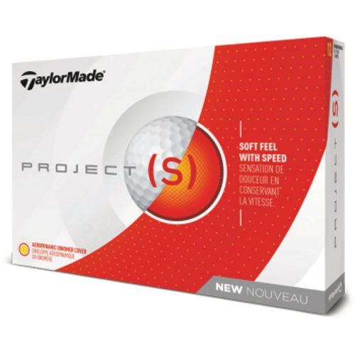 TaylorMade Project S Golf Balls - view number 1