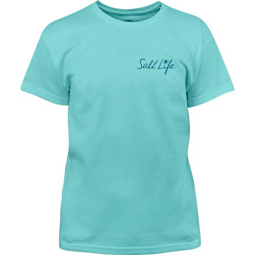 Salt Life Women's Salty Icons Scoop Neck T-shirt - view number 1