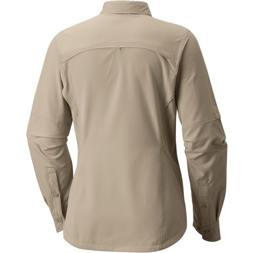 Columbia Sportswear Women's Silver Ridge Long Sleeve Plus Size Shirt - view number 2