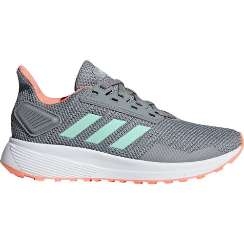 adidas Girls' Duramo 9 Running Shoes - view number 3