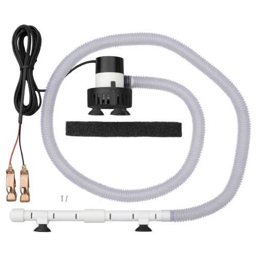 Display product reviews for Marine Metal Products Super Saver Kit™ 12 VDC Aeration and Pump Kit