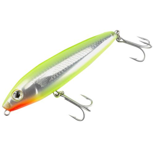Chartreuse Fishing Lures Academy