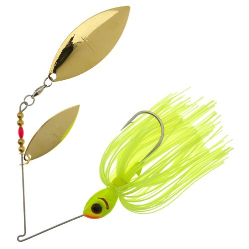 BOOYAH 1/2 oz Double-Willow Blade Spinnerbait