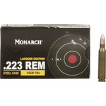 Monarch® FMJ .223 Remington 55-Grain Ammunition