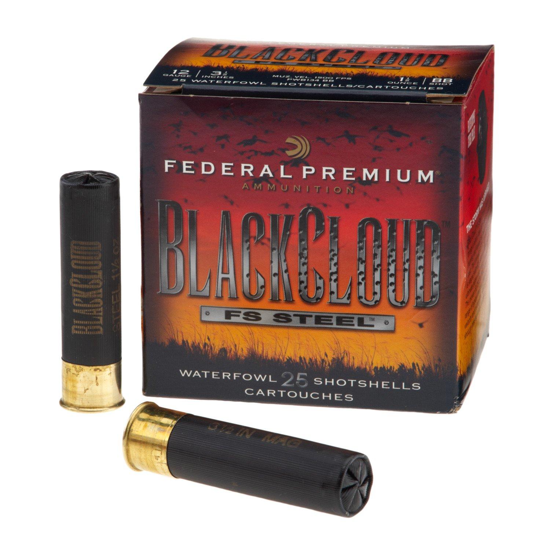 Federal Premium® Black Cloud® FS Steel® 12 Gauge